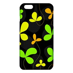 Floral design iPhone 6 Plus/6S Plus TPU Case