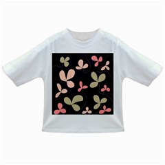Elegant floral design Infant/Toddler T-Shirts