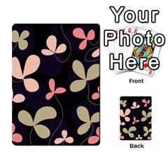 Elegant floral design Multi-purpose Cards (Rectangle)