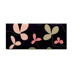 Elegant floral design Hand Towel