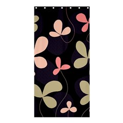 Elegant floral design Shower Curtain 36  x 72  (Stall)