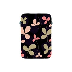 Elegant floral design Apple iPad Mini Protective Soft Cases