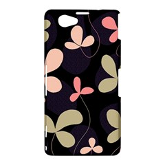 Elegant floral design Sony Xperia Z1 Compact