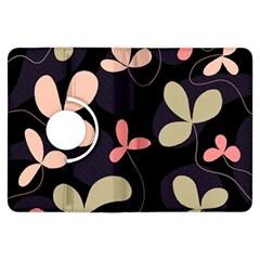 Elegant floral design Kindle Fire HDX Flip 360 Case
