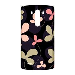 Elegant floral design LG G3 Back Case