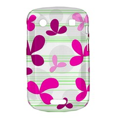 Magenta floral pattern Bold Touch 9900 9930