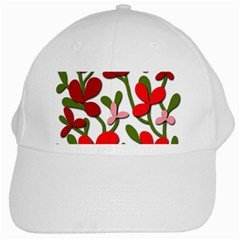 Floral tree White Cap