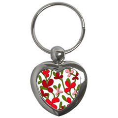 Floral tree Key Chains (Heart)