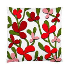 Floral tree Standard Cushion Case (One Side)