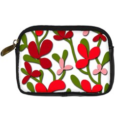 Floral tree Digital Camera Cases