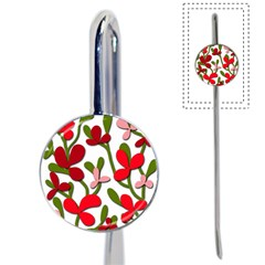 Floral tree Book Mark
