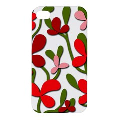 Floral tree Apple iPhone 4/4S Hardshell Case