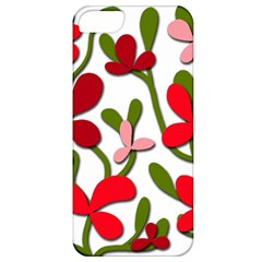 Floral tree Apple iPhone 5 Classic Hardshell Case