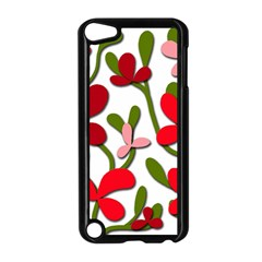 Floral tree Apple iPod Touch 5 Case (Black)