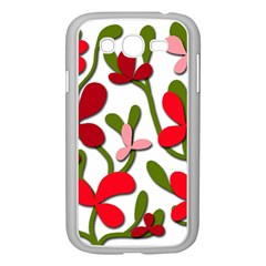 Floral tree Samsung Galaxy Grand DUOS I9082 Case (White)