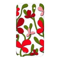 Floral tree Samsung Note 2 N7100 Hardshell Back Case