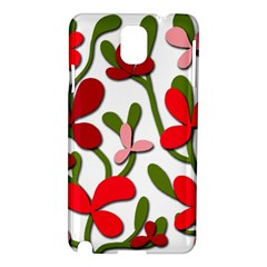 Floral tree Samsung Galaxy Note 3 N9005 Hardshell Case