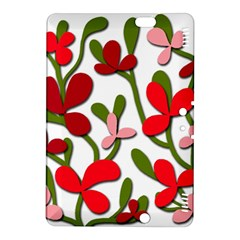 Floral tree Kindle Fire HDX 8.9  Hardshell Case