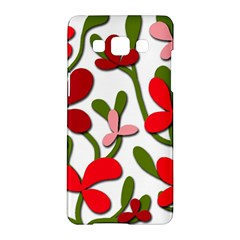 Floral tree Samsung Galaxy A5 Hardshell Case