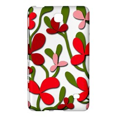 Floral tree Samsung Galaxy Tab 4 (7 ) Hardshell Case