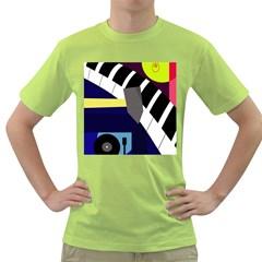 Hard Green T-Shirt