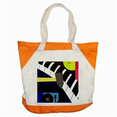 Hard Accent Tote Bag