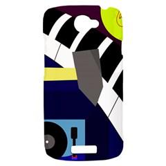 Hard HTC One S Hardshell Case