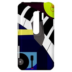 Hard HTC Evo 3D Hardshell Case