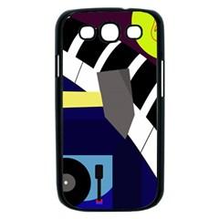 Hard Samsung Galaxy S III Case (Black)