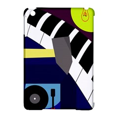Hard Apple iPad Mini Hardshell Case (Compatible with Smart Cover)