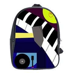 Hard School Bags (XL)