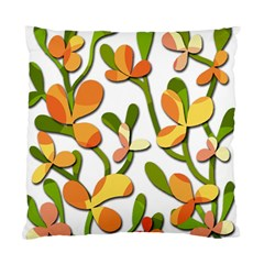 Decorative floral tree Standard Cushion Case (One Side)