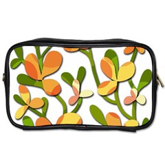 Decorative floral tree Toiletries Bags
