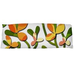 Decorative floral tree Body Pillow Case (Dakimakura)