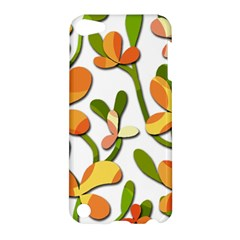 Decorative floral tree Apple iPod Touch 5 Hardshell Case