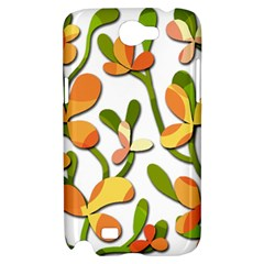Decorative floral tree Samsung Galaxy Note 2 Hardshell Case