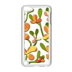 Decorative floral tree Apple iPod Touch 5 Case (White)
