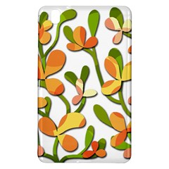 Decorative floral tree Samsung Galaxy Tab Pro 8.4 Hardshell Case