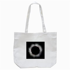 Solar Eclipse Tote Bag (White)