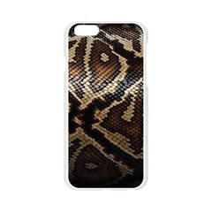 Snake Skin Olay Apple Seamless iPhone 6/6S Case (Transparent)