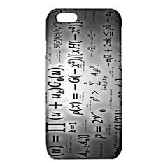 Science Formulas iPhone 6/6S TPU Case