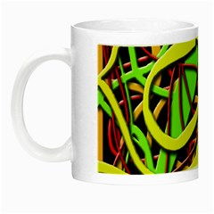 Snake bush Night Luminous Mugs