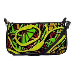 Snake bush Shoulder Clutch Bags