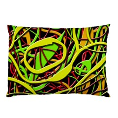 Snake bush Pillow Case (Two Sides)