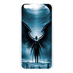 Rising Angel Fantasy Apple Seamless iPhone 6 Plus/6S Plus Case (Transparent)