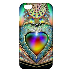 Rainbow Fractal iPhone 6 Plus/6S Plus TPU Case