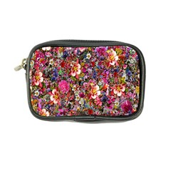 Psychedelic Flower Coin Purse