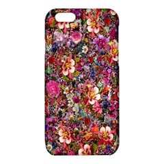 Psychedelic Flower iPhone 6/6S TPU Case