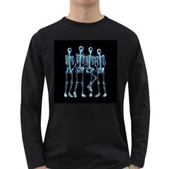 Adventure Time Cover Long Sleeve Dark T-Shirts