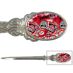Agghh Pattern Letter Openers